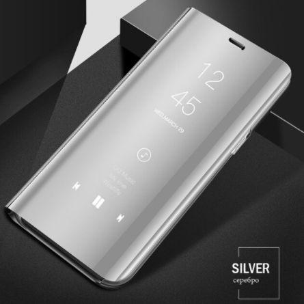 Capa Inteligente Clear View Xiaomi Redmi Note 5 - Cinza [OLX.M60]