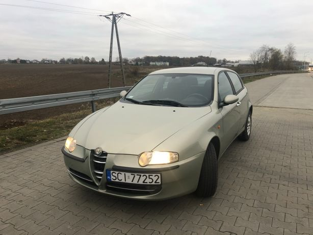 Alfa Romeo 147 16V TWIN SPARK 2002r.