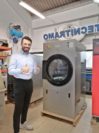 Máquina de secar roupa industrial secador de roupa Self service