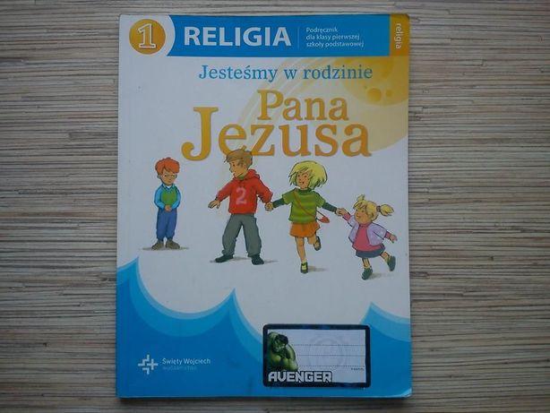 Książka do religii do klasy pierwszej jesteśmy w rodzinie Pana Jezusa