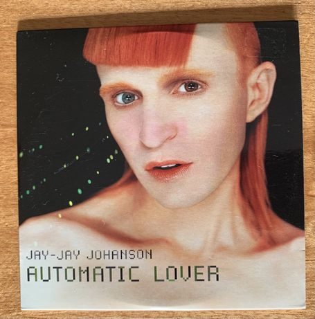 "Jay-Jay Johansen ""Automatic Love"" (CD Single)"