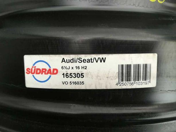 Sprzedam felgi stalowe Audi/Seat/VW 6 1/2 J x 16 H2