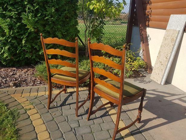 Krzesła drewniane 6 sztuk
