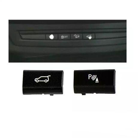 Кнопка парктроника / открывание багажника E70 Е71