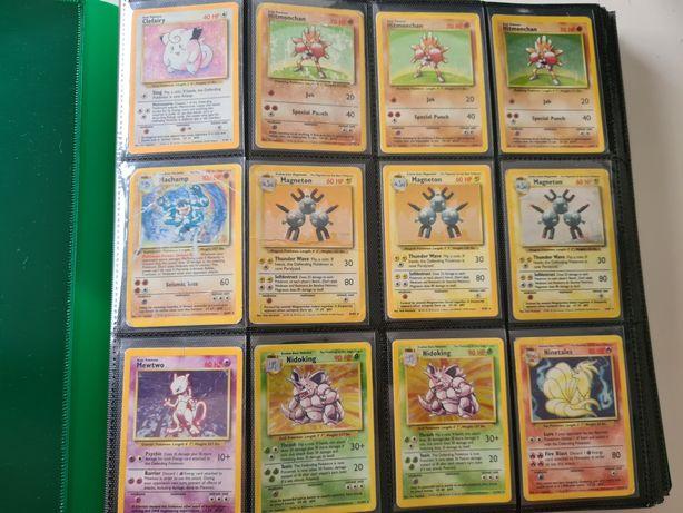 Cartas Pokemon Holográficas 1999 Base Set, Jungle, Fossil, Team Rocket