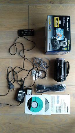 Panasonic HDC-HS900 z twardym dyskiem 220GB i SD - wysoki model