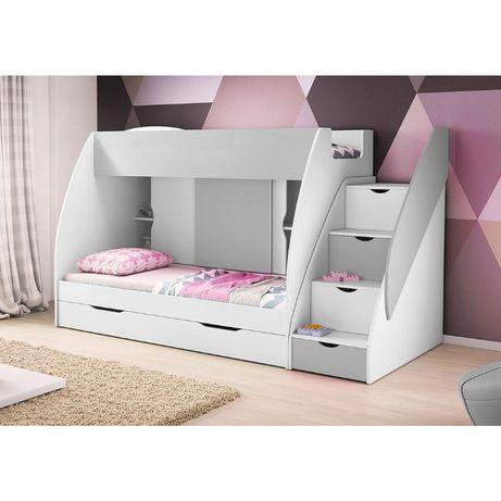 Łóżko piętrowe dla dzieci i młodzieży Maciuś!