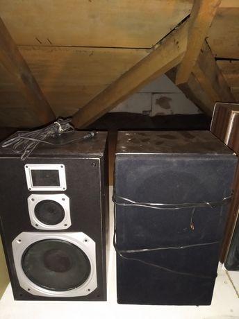 Głośniki UNITRA stan średni