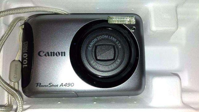 Câmara fotográfica Canon