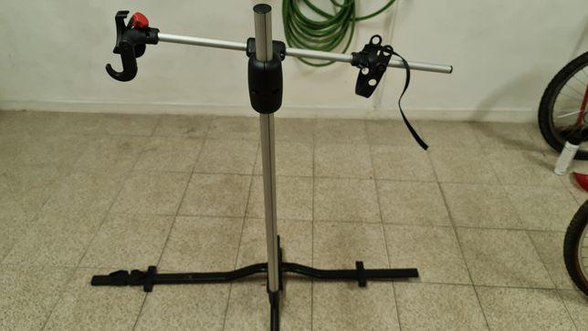 Suporte bicicleta tejadilho hidráulico par