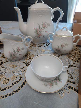 Serviço de chá vista alegre embalado novo