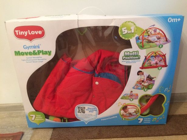 Tiny Love zabawka dla dzieci, mata edukacyjna