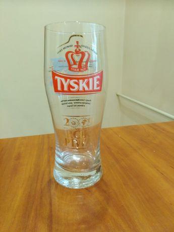 Tyskie kufel szklanka do piwa pokal kolekcjonerski 0,5 l 2009 rok piwa