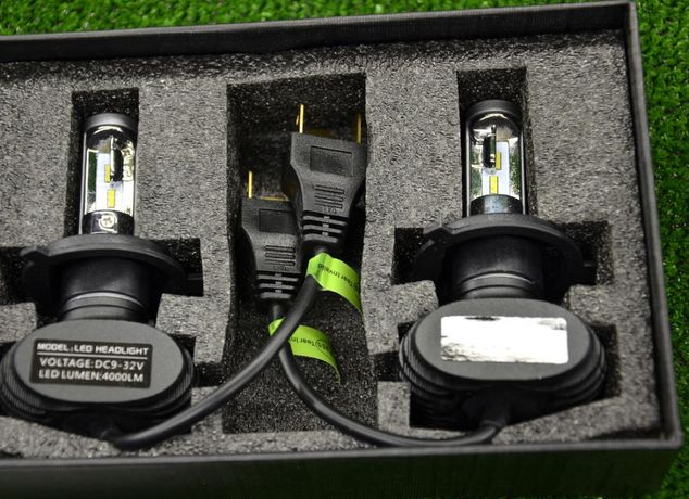 Автомобильные Лэд Лед Cветодиодные LED Лампы s1 аш H1 H7 H4 P 314