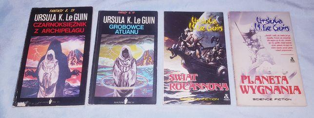 Ursula K. Le Guin fantastyka