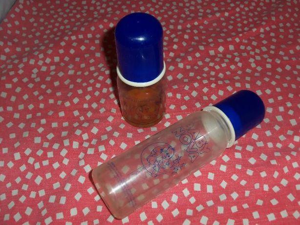 Набор пластиковых бутылочек Baby nova (Беби нова) 125мл. и 250мл.