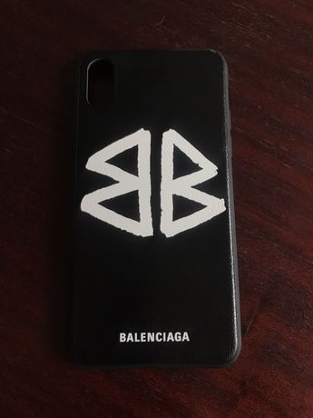 Obudowa balenciaga case iphone x/xs