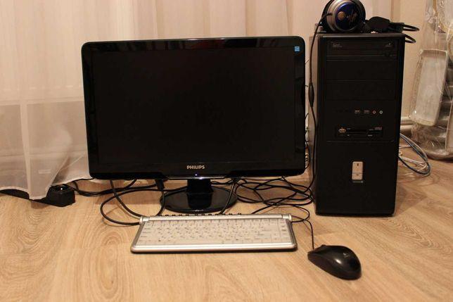 БУ ПК Pentium 4 2.4GHz, 512Mb, 80Gb, GeForce FX5500 128Mb, DVD+-RW,..