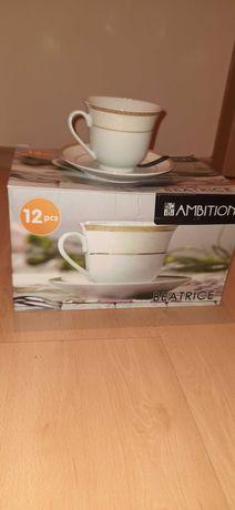 Serwis do kawy Ambition Beatrice, 12 elementów