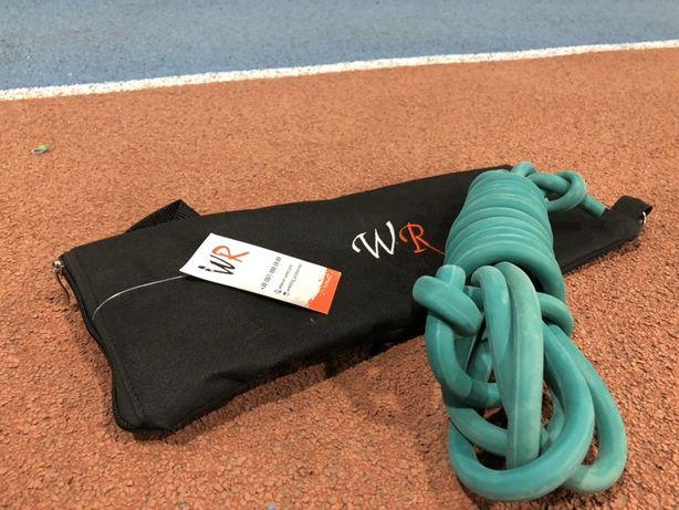 Резина тренировочная резина борцовская боксерская жгут для тренировок