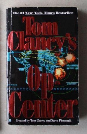 Op-Center, Tom Clancy