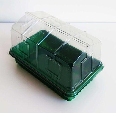 Mini estufa de germinação