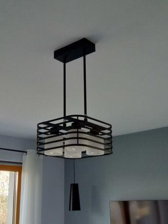 Lampa wisząca żyrandol Rue 4x60