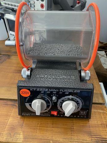Maquina de polir joias e peças de precisão