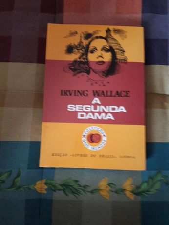 A Segunda Dama, Irving Wallace