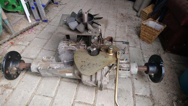 Skrzynia biegów hydrostatyczna. Hydrostat do kosiarki traktorek