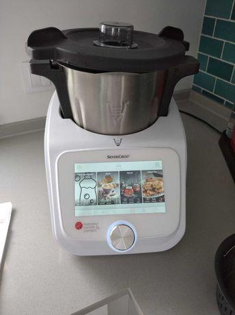 Robot de cozinha SilverCrest Monsieur cuisine connect (LIDL)