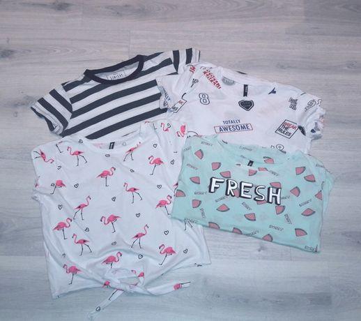 T-shirty bluzki Sinsay S/M
