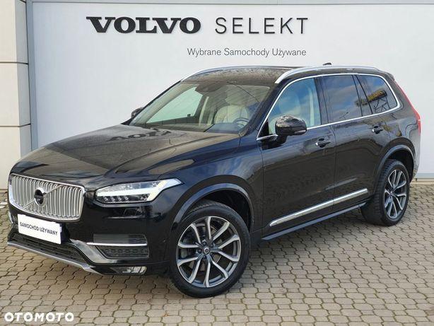 Volvo XC 90 Volvo XC90 D5 AWD Inscription 7os, salon Polska, FV23%