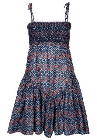 Nowa sukienka Pepe Jeans Terence Summer roz S na prezent granatowa
