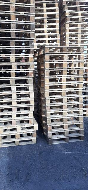 Paleta drewniana Okazja najtaniej 110x76 solidna hurt detal