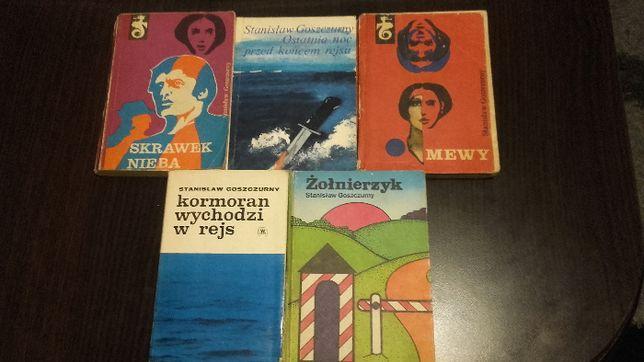 Stanisław Goszczurny-5 ksiązek