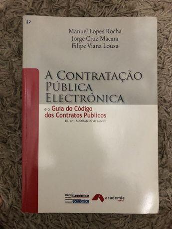 Contratação Pública Electrónica - Guia Código dos Contratos Públicos