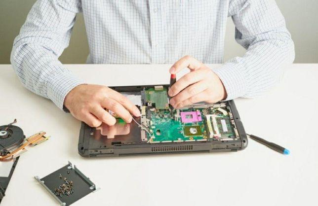 Сборка, апгрейд (модернизация) компьютера. Ремонт ноутбука