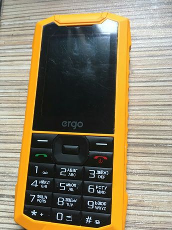 Кнопочный телефон ergo