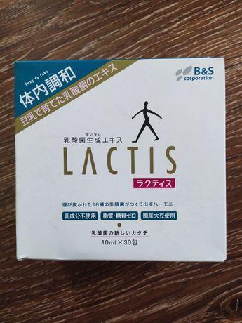 Лактис Lactis 10 ml * 30 шт (экстракт кисломолочных бактерий)