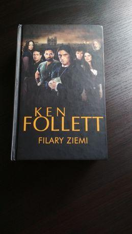 Ken Follett Filary Ziemi jak nowa