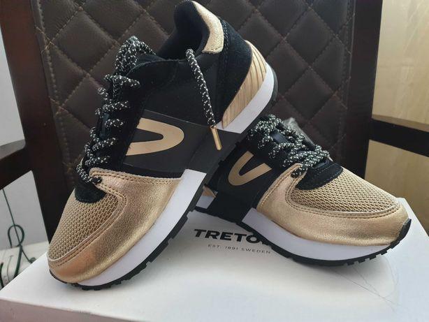Новые кроссовки Tretorn кеды Ecco Clarks Geox
