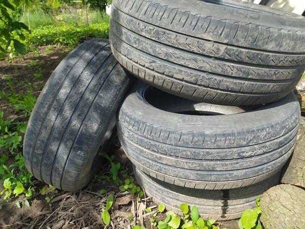 Шины r17  лето Pirelli
