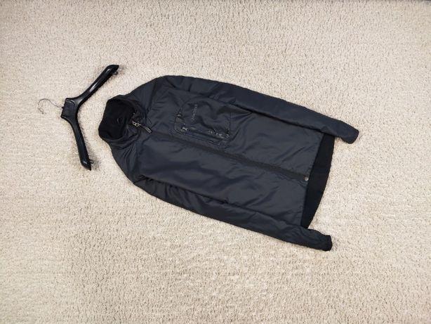 Легкая черная мужская куртка Marmot Arcteryx The North Face Salomon