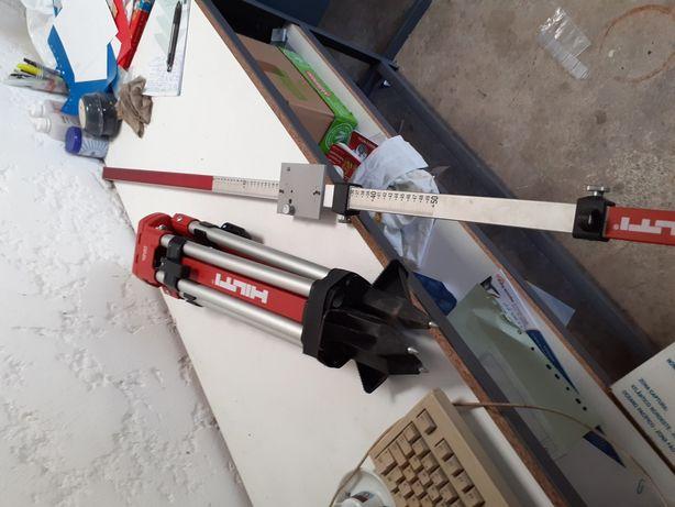 Aparelho nivelador a laser rotativo da Hilt auto nivelador novo n.119