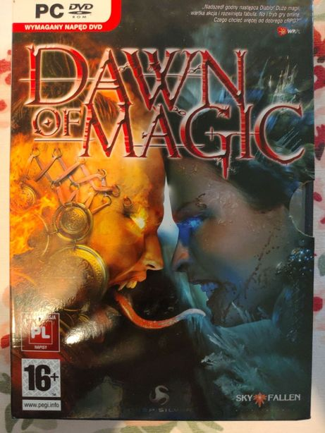 Dawn of Magic [PC]