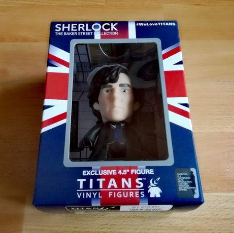 figurka winylowa Titans - SHERLOCK - The Baker Street Collection