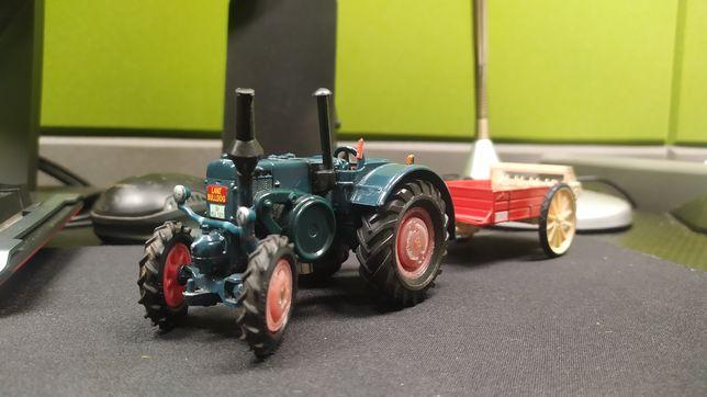 Siku zestaw traktor oraz rozrzutnik