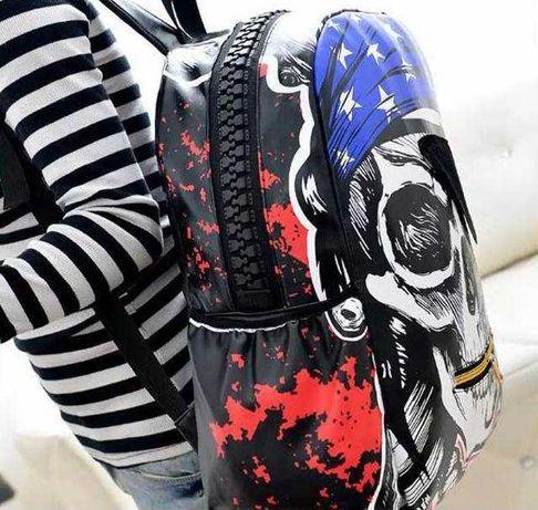 Модный Рюкзак с пиратом. НОВЫЙ. 1350грн