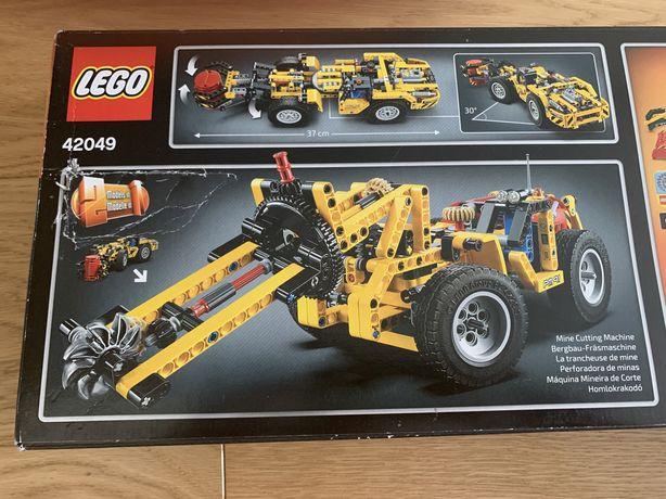 Lego 42049 jeden model pojazdu